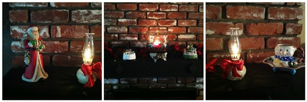 Christmas Mantel Pieces - Life With Lorelai
