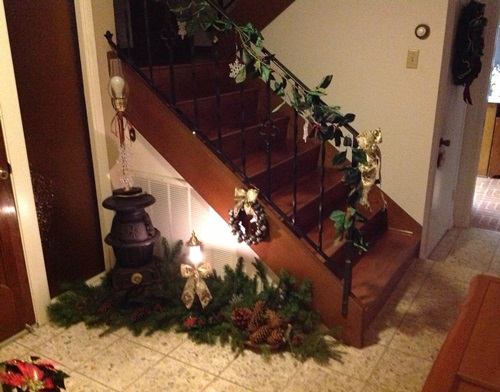 Entry Decorations - Life With Lorelai
