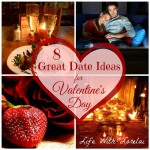 Eight Great Date Ideas for Valentine's Day