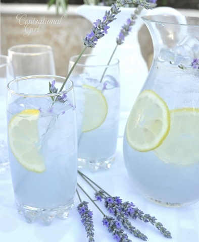 Lavender Lemonade - Life With Lorelai