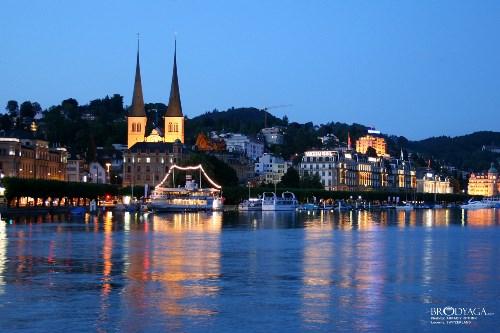 Lucerne Switzerland - Life With Lorelai