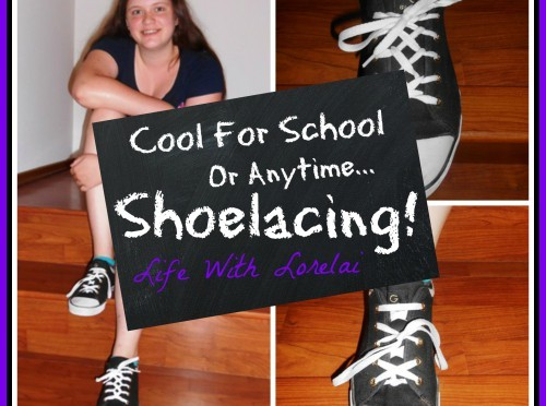 Shoelacing - Life With Lorleai