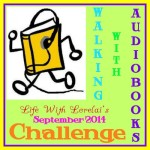 CHALLENGE: Walking With Audiobooks #1