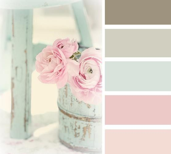 Soft Summer Breeze Color Schemes - Life With Lorleai