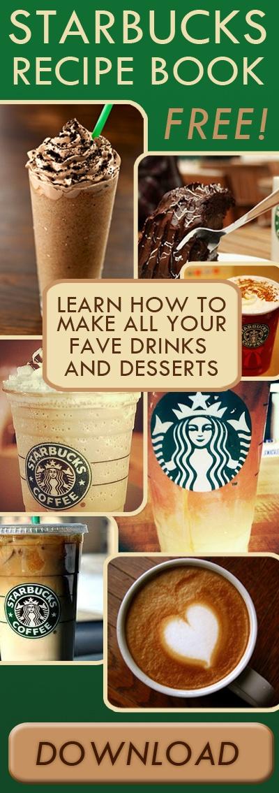 Starbucks Recipes - lifewithlorelai.com