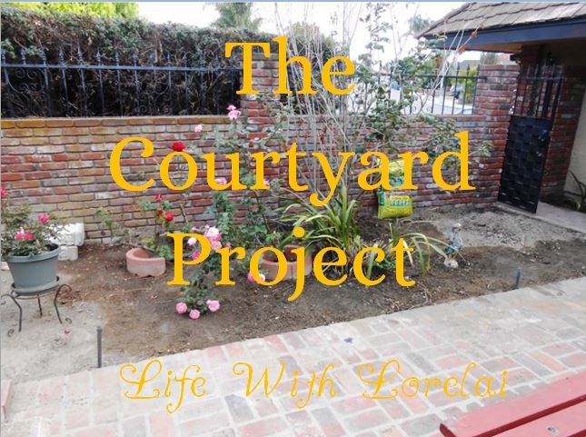The Courtyard Project Logo - lifewithlorelai.com