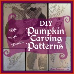 DIY Pumpkin Carving Patterns - lifewithlorelai.com