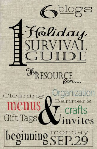 Holiday Survival Guide 2014
