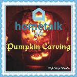 Hometalk on Pumpkin Carving - lifewithlorelai.com