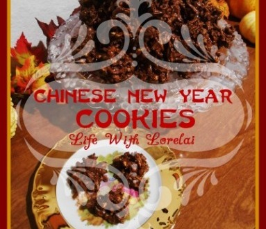 Chinese New Year Cookies - Life With Lorelai