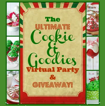 The Ultimate Virtual Cookie & Goodies Party & Giveaway - Life With Lorelai