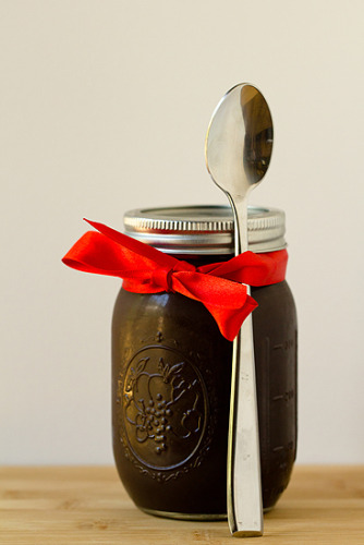 Hot Fudge Sauce - 13 Homemade Gift Ideas - Food