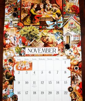 Noblesse November 2014 – Gratitude, Promise & Memories