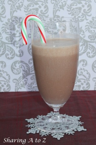 Peppermint Mocha Smoothie