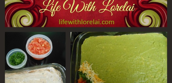 7-Layer Dip Recipe … Yum!
