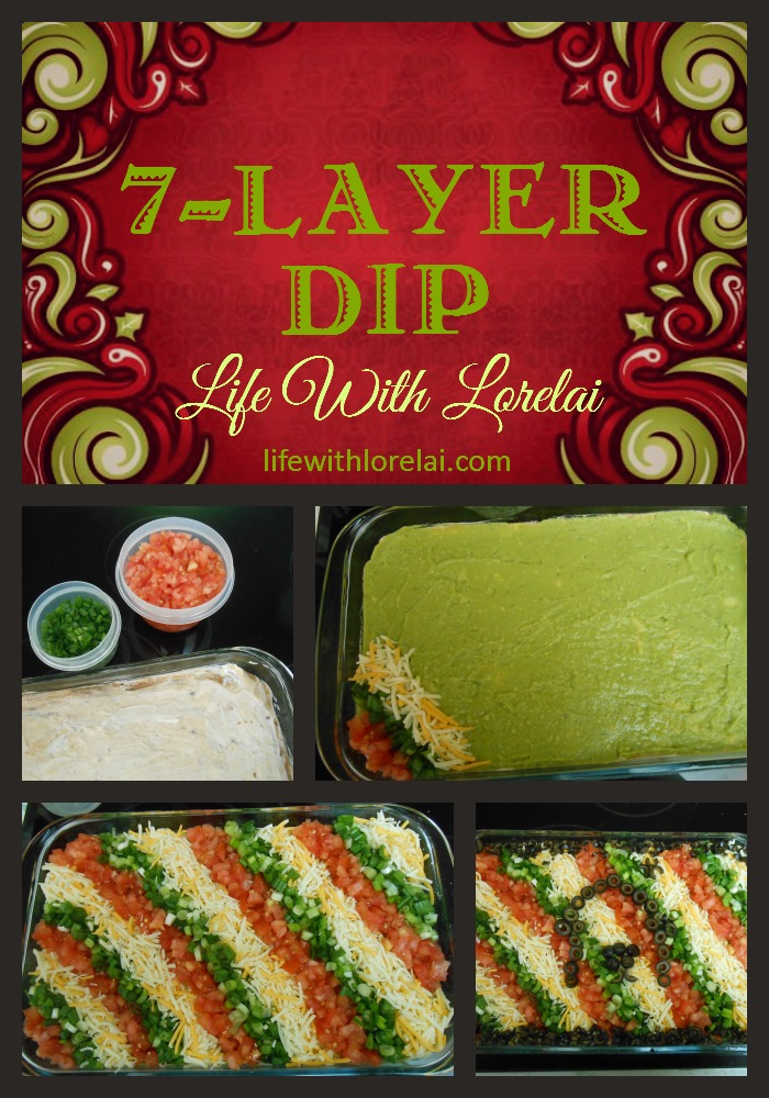 7-Layer Dip - Life With Lorelai