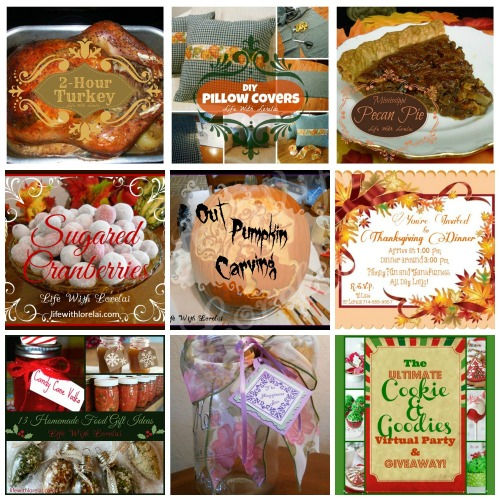 Featured Posts - November 2014 - Life With Lorelai