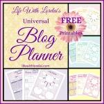 Blog Planner – Get Organized!