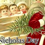 Celebrating St. Nicholas Day – December 6th
