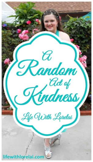 A Random Act of Kindness - Life With Lorelai