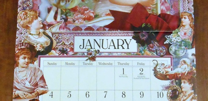 January 2015 - Cynthia Hart's Victoriana - Life WIth Lorelai
