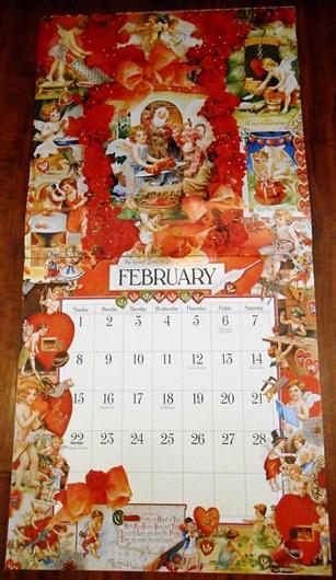 February 2015 - Victoriana Calendar