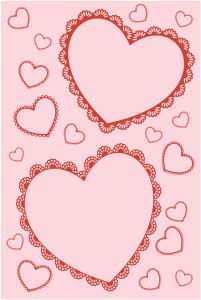 Valentine's Day Printable Frame - Life With Lorelai