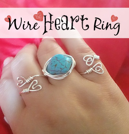 Wire-Heart Ring - HMLP Feature