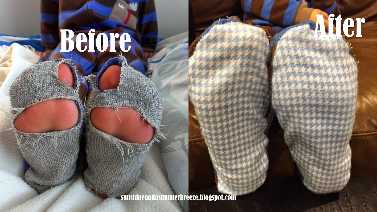 How to Fix Footed Pajamas - HMLP Feature