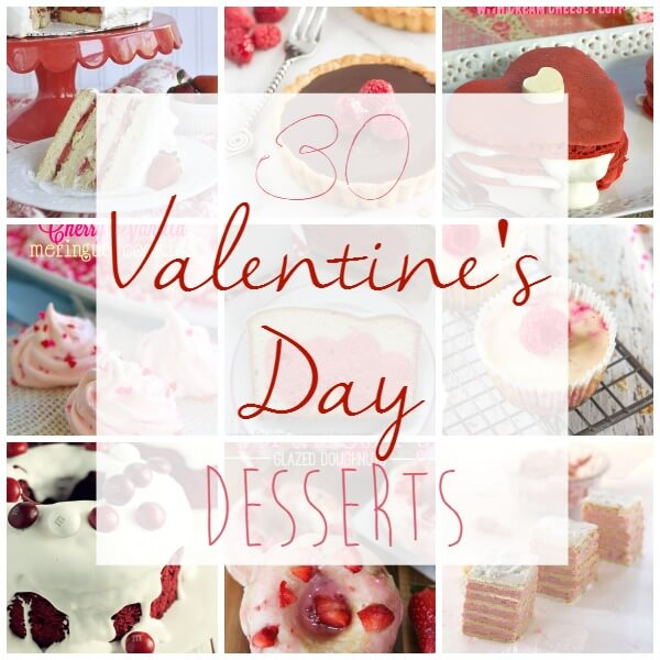 30 Valentine's Day Desserts - HMLP Feature
