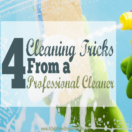 4 Cleaning Tricks - HMLP Feature