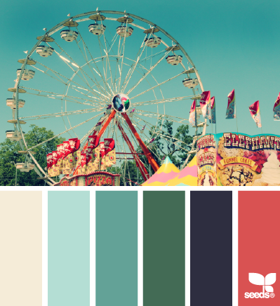 CarnivalColor - Design Seeds