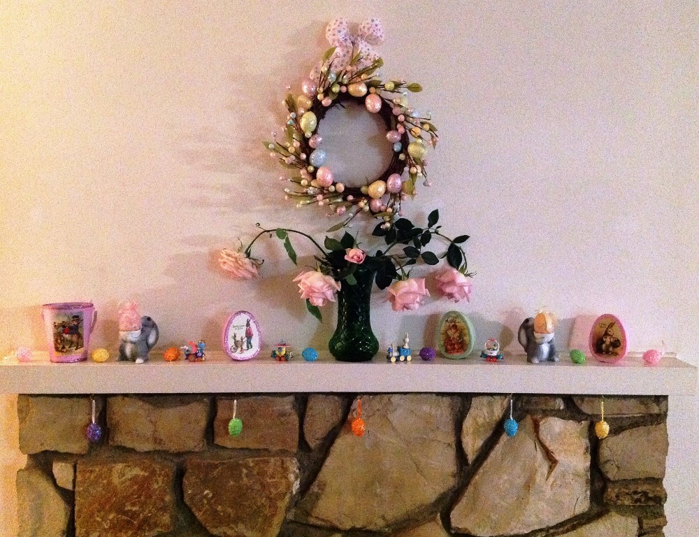 Easter Mantle 2015