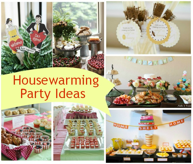 Housewarming Party Ideas - HMLP Feature