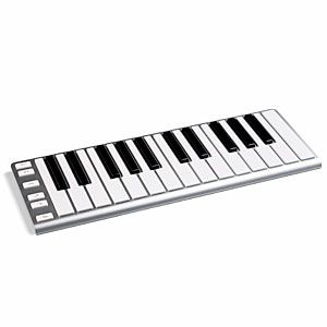 XKey USB Mobile MIDI Keyboard with Polyphonic Aftertouch