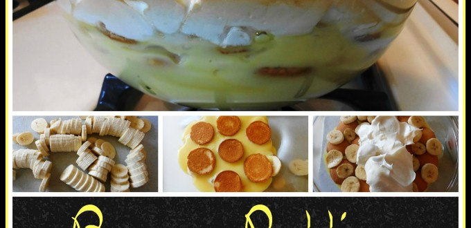 Banana Pudding – An Easy Old-Fashioned Recipe