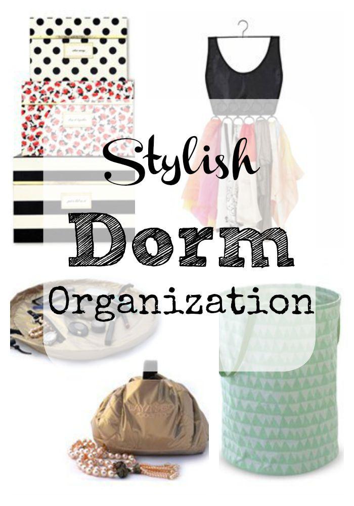 Stylish Dorm Organization - HMLP 48 Featue