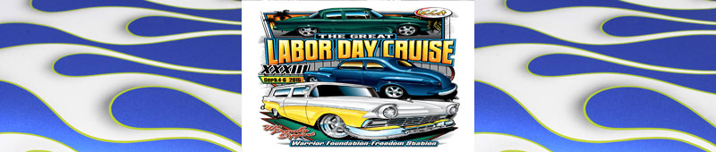 The Great Labor Day Cruise 2015