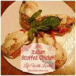 Italian Stuffed Chicken Recipe