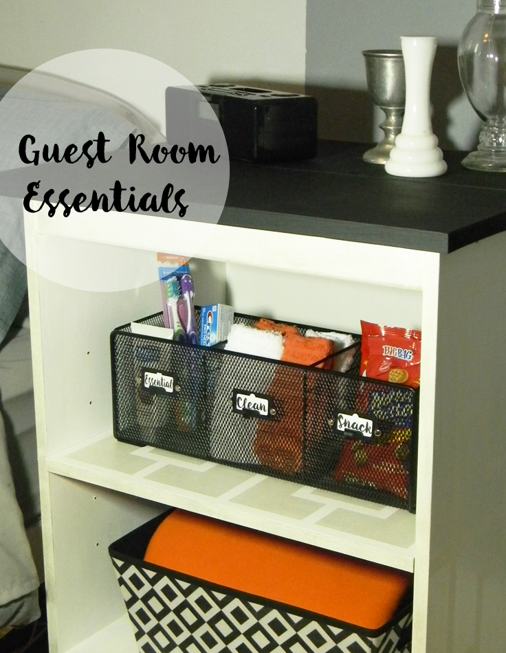 Michelle - October 6 - Guest Room Essentials - pic 1