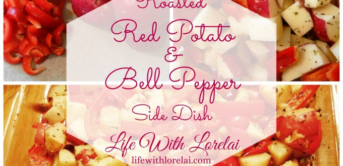 Roasted Red Potato & Bell Pepper Side Dish Recipe