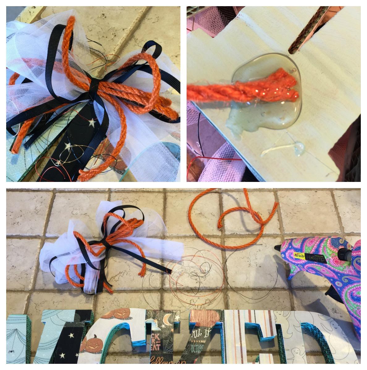Deborah Ward - Oct 15 - DIY Not So Wicked Sign 3