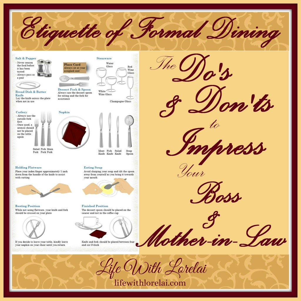 Etiquette-Do's-and-Dont's-of-Formal-Dining - Life-With-Lorelai