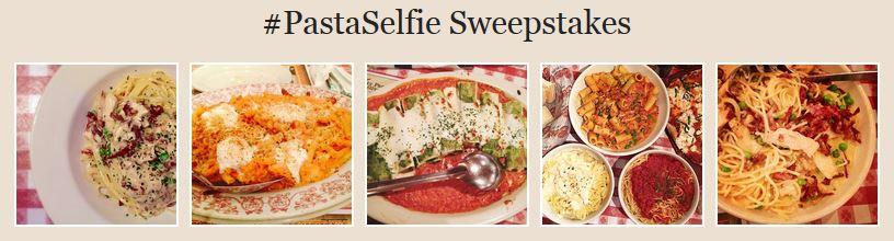 #PastaSelfie -Sweepstakes-Buca-di-Beppo