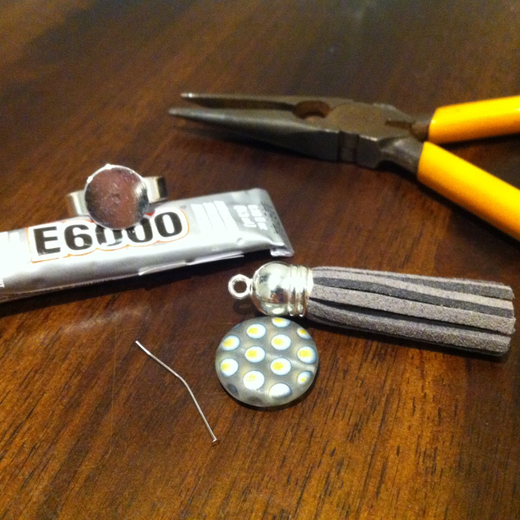 Tassel Ring Supplies