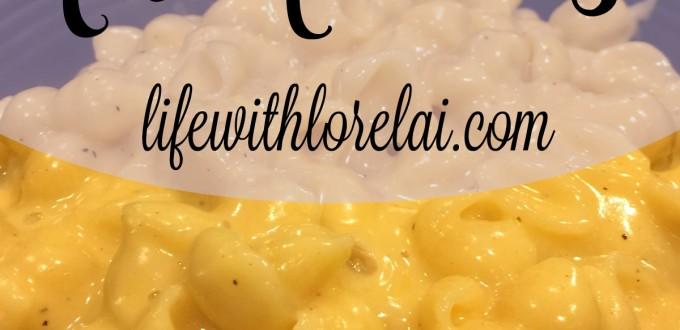Simple Mac and Cheese - Life With Lorelai - contributor - Deborah Ward