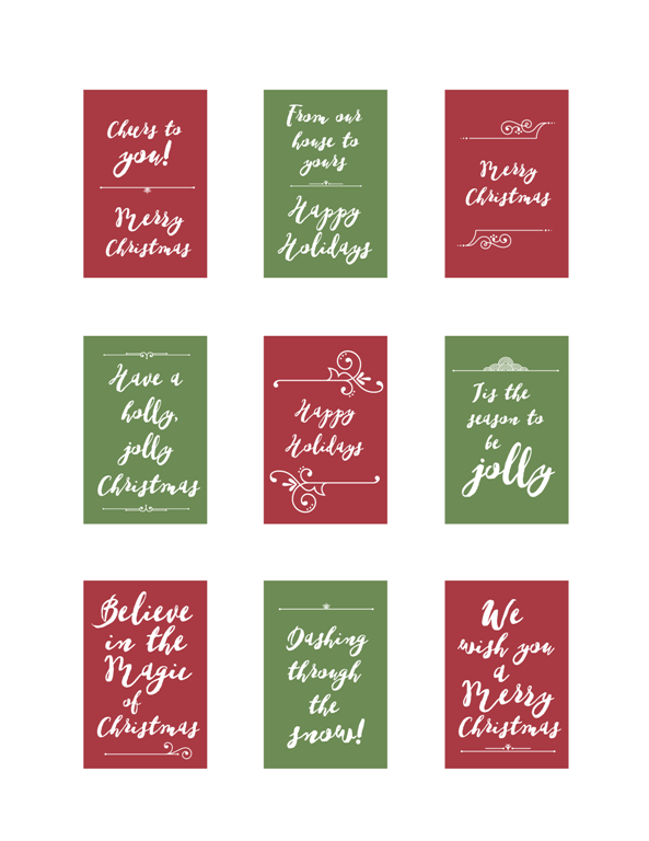 Michelle - Dec 1 - Holiday Tags Free Printable Pc 3