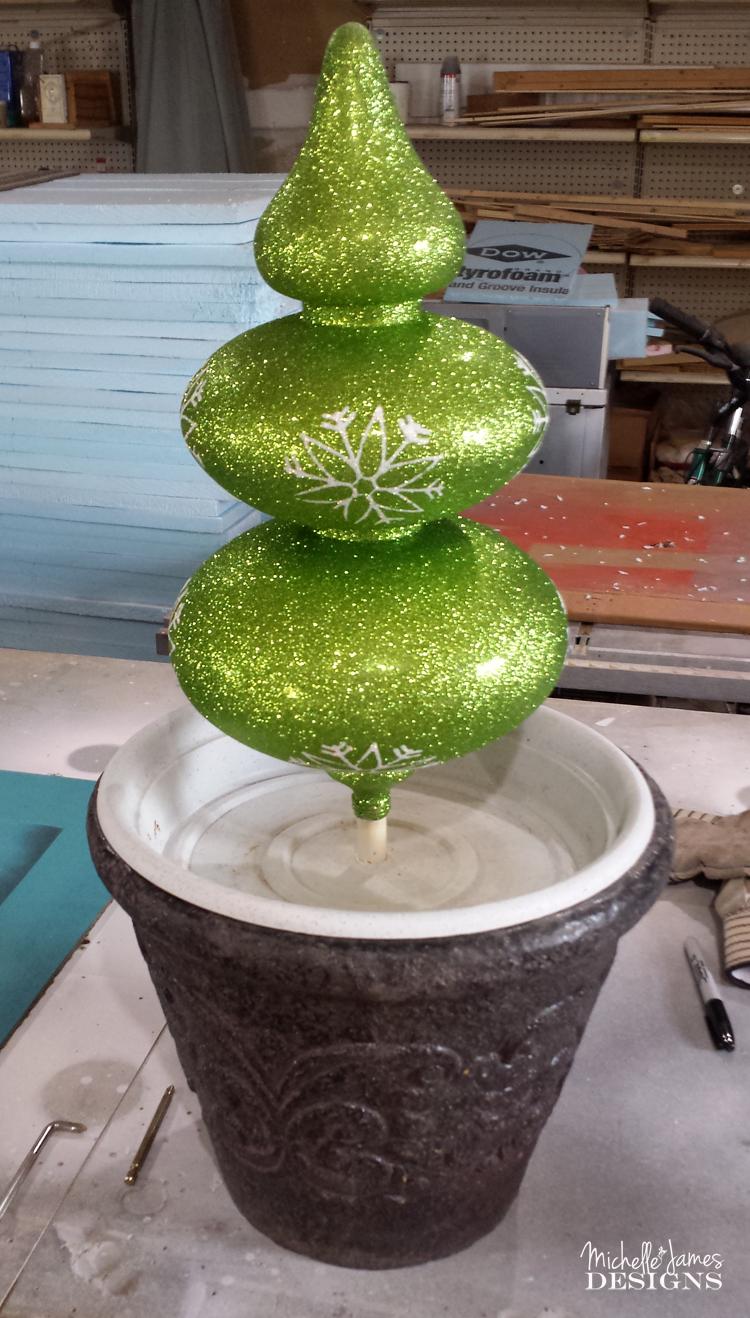 Christmas Topiary 4