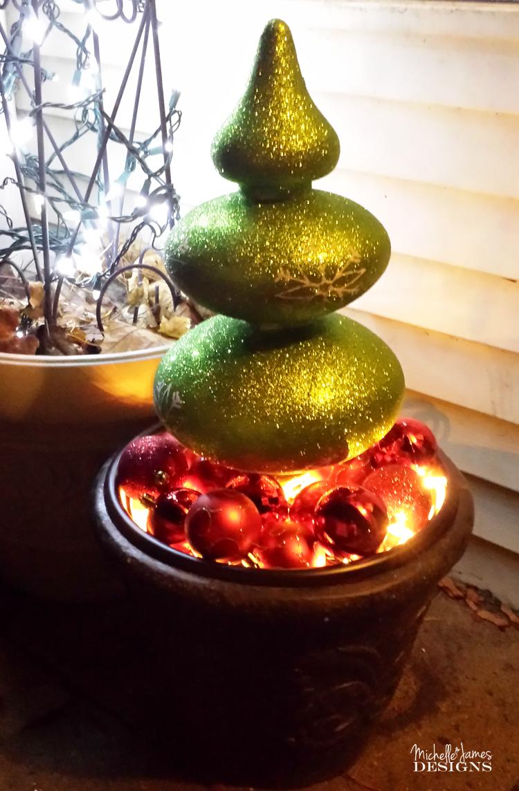 Christmas Topiary - 6
