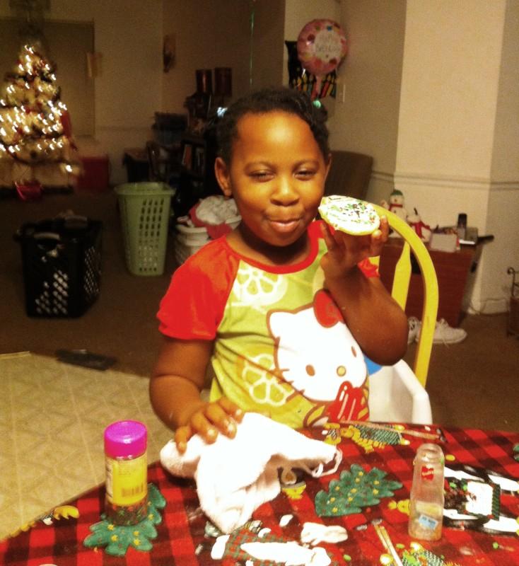 Yum- a Cupcake